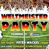 Weltmeister Party 2018 Powered by Xtreme Sound de Various Artists