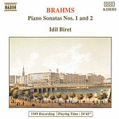 Piano Sonatas Nos. 1 and 2 by Johannes Brahms
