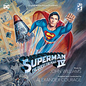 Superman IV:  The Quest For Peace (Original Motion Picture Soundtrack) by John Williams
