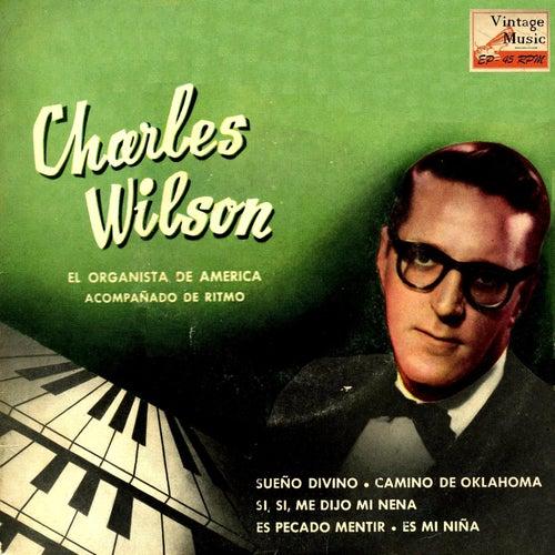 Vintage Jazz Nº 41 - EPs Collectors, 'El Organista De America' by Charles Wilson