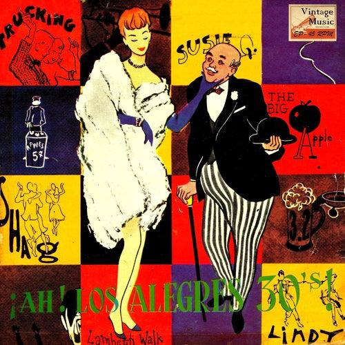 Vintage Dance Orchestras Nº 81 - EPs Collectors, 'Ah!, Happy 30's' by Enoch Light