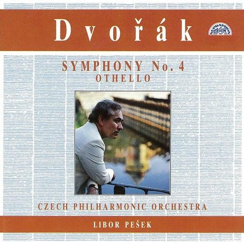 Dvorak: Symphony No. 4 & Othello by Czech Philharmonic Orchestra