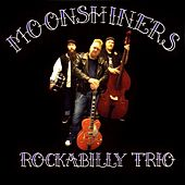 Rockabilly trio by Moonshiners rockabilly trio