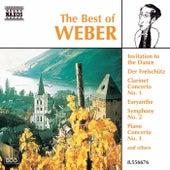 The Best of Weber by Carl Maria von Weber