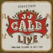 Live: Town Park, Telluride, CO July 2, 1994 de JJ Cale