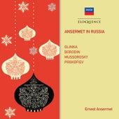 Ansermet In Russia de Ernest Ansermet