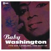 I've Got A Feeling...The Best Of de Baby Washington