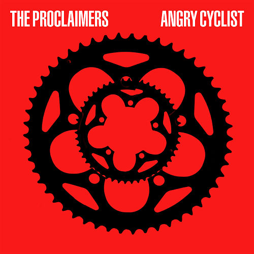 Angry Cyclist de The Proclaimers