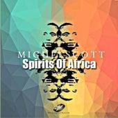 Spirits of Africa de Miguel Scott