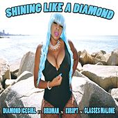Shining Like a Diamond (feat. Birdman, Kurupt & Glasses Malone) de Diamond Icegirl