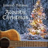 Favored Nations Acoustic Christmas de Various Artists