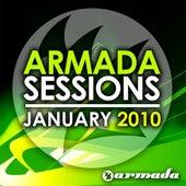 Armada Sessions January 2010 de Various Artists