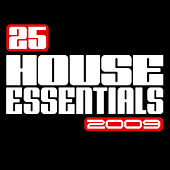 25 House Essentials 2009 de Various Artists