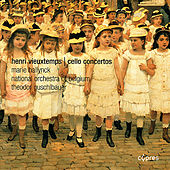Vieuxtemps: Cello Concertos de Marie Hallynck