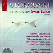 Highlights from Tchaikovsky's Swan Lake, Beethoven, Mozart and Johann Strauss II von NBC Symphony Orchestra