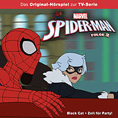 Folge 2: Black Cat / Zeit für Party! von Marvel - Spider-Man