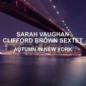 Autumn in New York de Sarah Vaughan