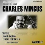 Genius of Jazz - Charles Mingus, Vol. 4 (Digitally Remastered) de Charles Mingus