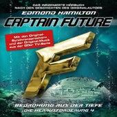 Die Herausforderung, Folge 4: Bedrohung aus der Tiefe von Captain Future
