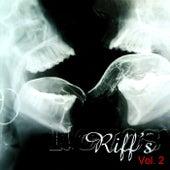 Novos Riff's, Vol. 2 von Various Artists