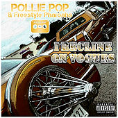 I Recline On Vogues by Pollie Pop