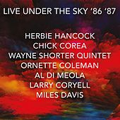 Live Under the Sky '86 '87 by Various Artists