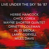 Live Under the Sky '86 '87 von Various Artists