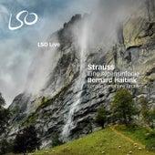 Strauss: Eine Alpensinfonie de Bernard Haitink