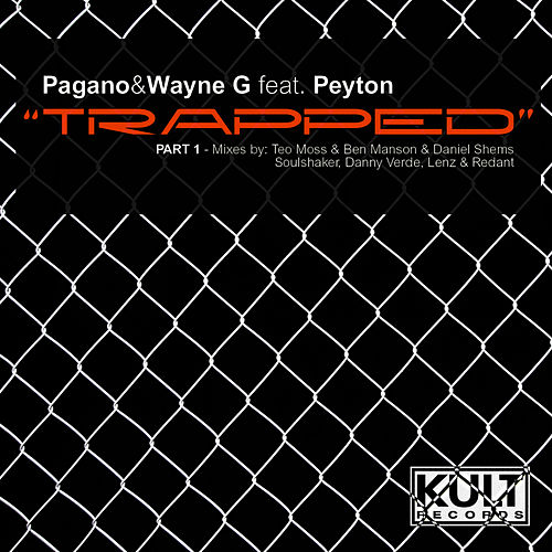 Trapped - EP by Pagano