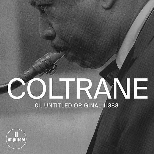 Untitled Original 11383 by John Coltrane