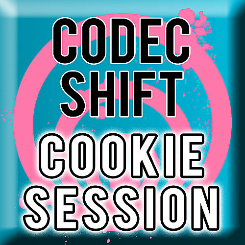 Cookie Session by Codec Shift
