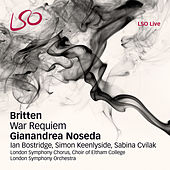 Britten: War Requiem by Gianandrea Noseda
