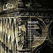 Mozart: Requiem by Sir Colin Davis