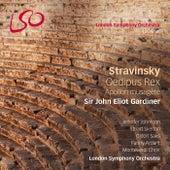 Stravinsky: Oedipus Rex & Apollon musagète de London Symphony Orchestra