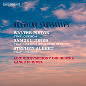 American Symphonies by London Symphony Orchestra
