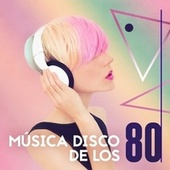 Música disco de los 80 von Various Artists