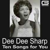 Ten songs for you de Dee Dee Sharp