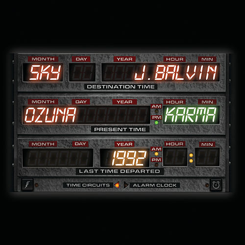 Karma de Sky, J. Balvin & Ozuna
