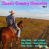 Classic Country Memories, Vol. 1 de Various Artists