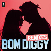 Bom Diggy (Remixes) de Zack Knight
