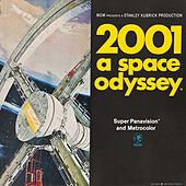 2001 A Space Odyssey by Hanny Williams