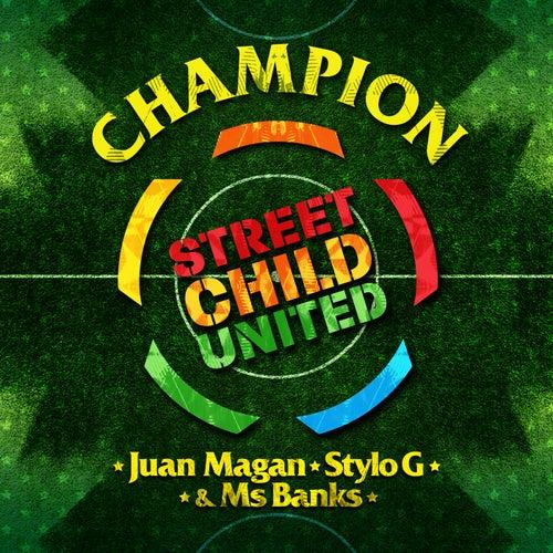 Champion (Main Mix) de Juan Magan