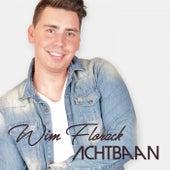 Achtbaan von Wim Florack