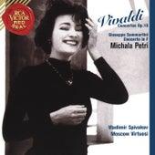 Michala Petri Plays Vivaldi Concertos by Michala Petri