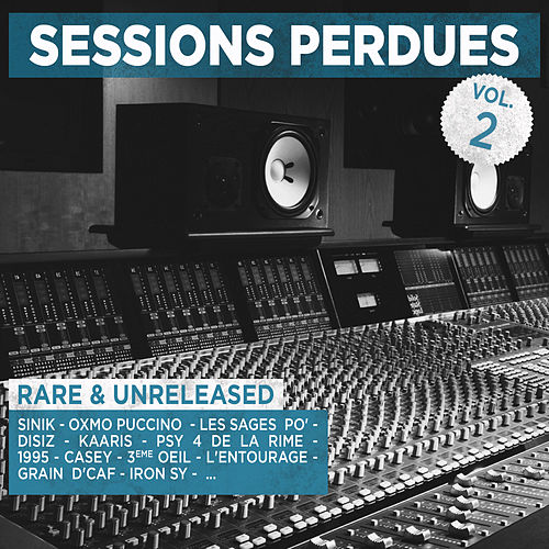Sessions perdues, vol. 2 de Various Artists