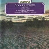Giya Kancheli: Symphony Nos. 3 & 6 de State Symphony Orchestra of Georgia