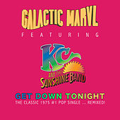 Get Down Tonight van Galactic Marvl