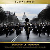 Second Suite in F for Military Band: Op. 28, No. 2 (Golden Deer Classics) by Gustav Holst
