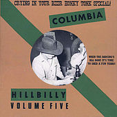Columbia Hillbilly 1950 Vol.5 de Various Artists