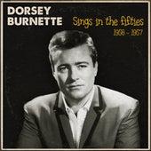 Sings In The Fifties Vol.1 de Dorsey Burnette